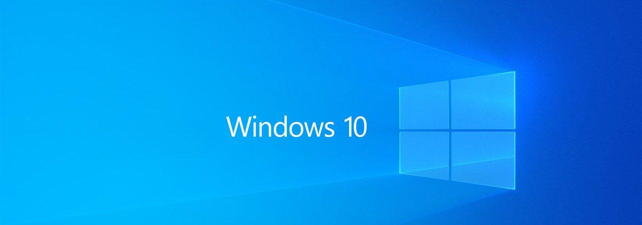 Сборки Windows 10 на конец 2019 года